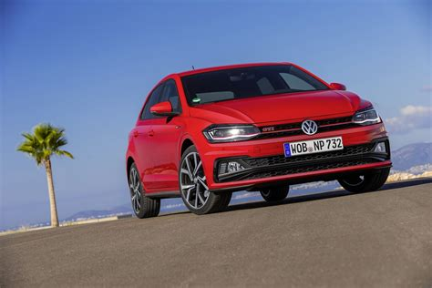 2018 Volkswagen Polo Gti Priced At Eur 23950 Autoevolution