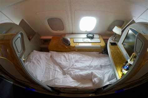 vanity top without emirates a380 trans tasman first class flight overview