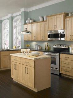 what paint color goes with light oak cabinets kitchen paint colors with light cabinets