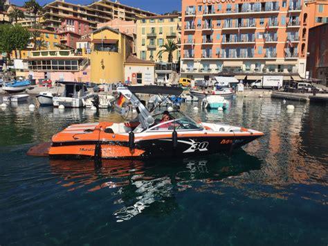 Mastercraft Boats For Rent by Cannes Cap Ferrat Mastercraft X30 Boat Rental