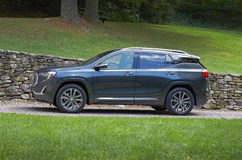 2018 Gmc Terrain Reviews And Rating  Motor Trend