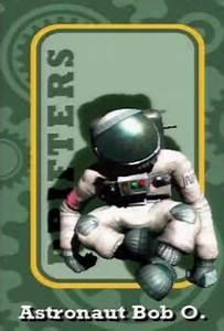 Astronaut Bob O. - Vigilante 8 Wiki