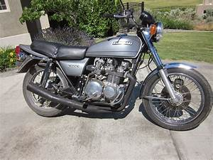 Oldmotodude  1977 Kawasaki Kz650 Spotted In South Eastern Washington