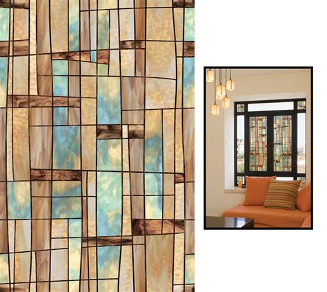 Artscape 24 X 36 Decorative City Lights Window Film