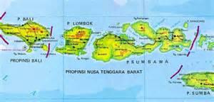 pulau bali nusa tenggara barat dan nusa tenggara timur