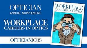 Optician Workplace Guide