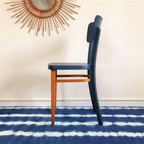 chaise bistrot blanche chaise bistrot thonet en bois vintage rénové repurpose