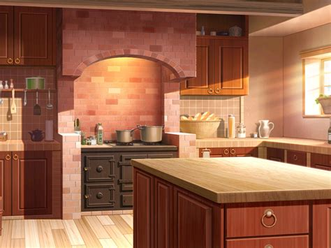 Anime Interactive Wallpaper - kitchen story present episode interactive backgrounds
