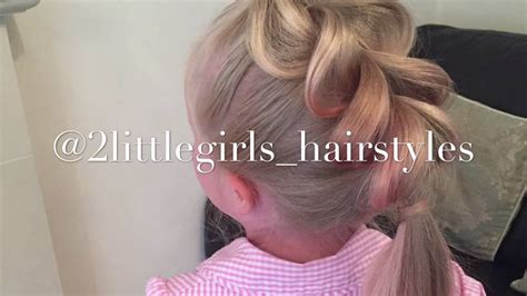 pull  ponytail    girls hairstyles youtube