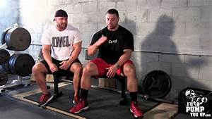 Tim Muriello With Powerlifter Brad Southern Part 1 - From Bodybuilding To Powerlifting