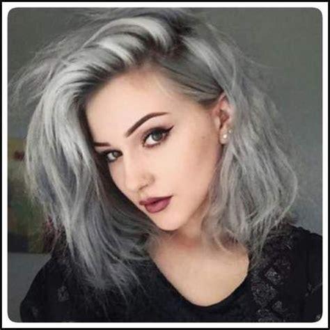 pastell blau lila auf dunkel graue haare directions einfache frisuren hair