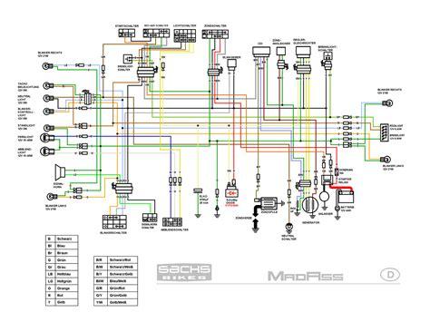 sachs madass with wiring diagram techy at day at noon and a hobbyist at