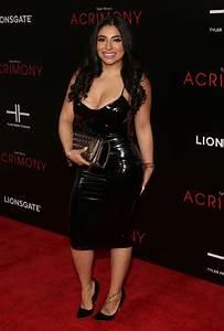 Jessenia Katherine Gallegos At 'Acrimony' film premiere ...