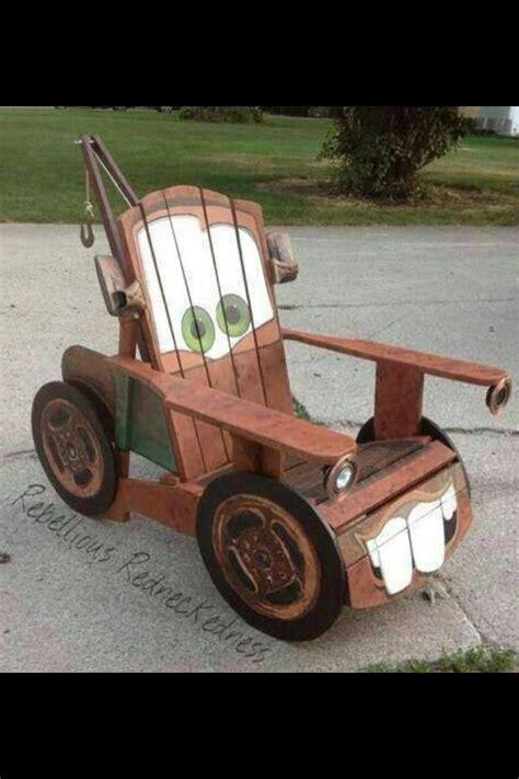 diy tow mater chair made from adirondack seat backyard