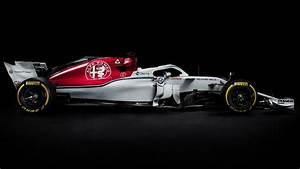 Alfa Romeo F1 : this is the alfa romeo branded 2018 sauber f1 car ~ Medecine-chirurgie-esthetiques.com Avis de Voitures