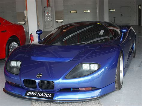 Italdesign's Sexy Bmw Nazca M12 Concept Could Be Yours For