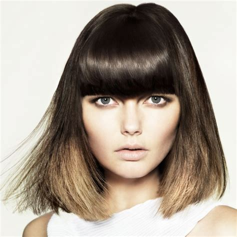 Hairstyles For With Fringe fringe hairstyles beautiful hairstyles