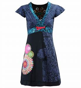 robe desigual galactic grise With robe desigual pas chere