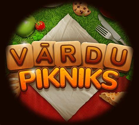 Vārdu Pikniks - Garšīga vārdu mīklu spēle!