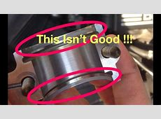 BMW N52 Bad Camshaft Ledge Seals, The Root Cause Of The