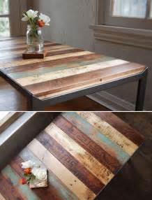 Refinishing Parquet Floors Diy by 25 Unique Diy Pallet Table Ideas 99 Pallets