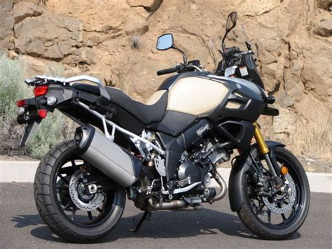 Brand New! Dl1000 V-strom Abs Adventure-touring Bike! Last