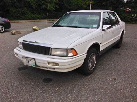 how to fix cars 1994 chrysler lebaron user handbook curbside classic 1994 chrysler lebaron le the k car s final stand