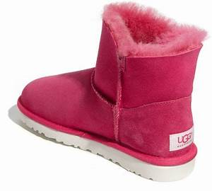 Ugg Boots Neon Pink