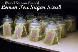 wedding shower favor ideas bridal shower recap sew woodsy