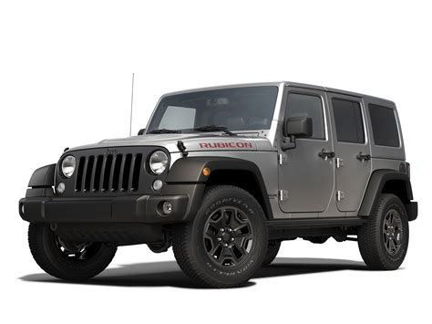 Jeep Wrangler Unlimited Rubicon X Package 2014