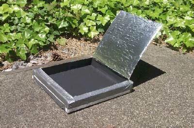 solar oven designs solar cookers climatetechwiki