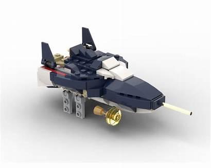 Alternate Moc Spaceship Ultimate Rebrickable Lego Build