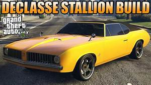 GTA Online Next-Gen Custom Cars - #3 Declasse Stallion - 3 ...