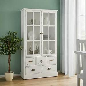 Vitrine Metall Glas : vitrine lewis vintage online kaufen m max ~ Whattoseeinmadrid.com Haus und Dekorationen