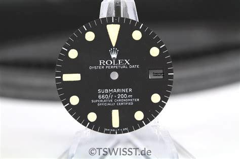 rolex submariner  zifferblatt  swiss