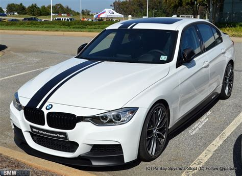 New Bmw M Performance Parts For The New Bmw 3 And 5 Series