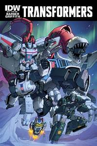 Idw Transformers Comics For September 2015