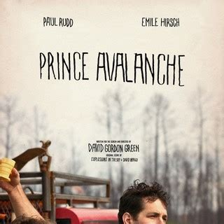 prince avalanche  pictures  stills