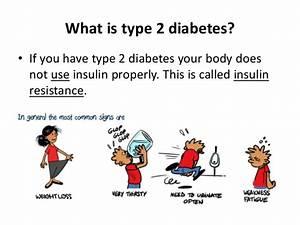 Wat is diabetes type 1 en 2