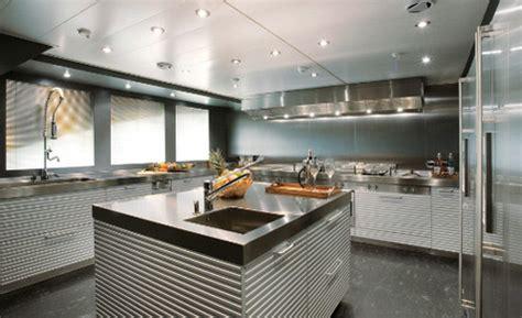 yacht kitchen design yacht kitchen design by ernestomeda 1201