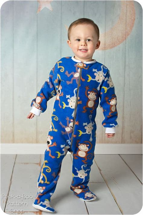 Sleepers Free by Classic Footed Pajamas Blanket Sleeper Pattern Footed