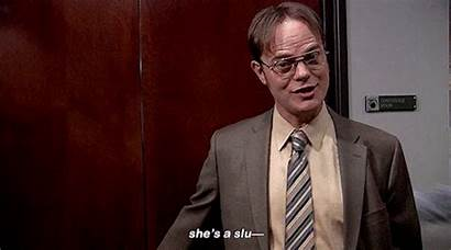 Dwight Office Paintball Paint