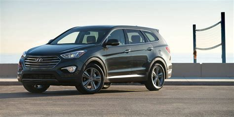hyundai santafe cool 5 development facts for hyundai s big boy grand santa