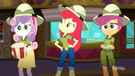 [blind Reaction] My Little Pony Equestria Girls