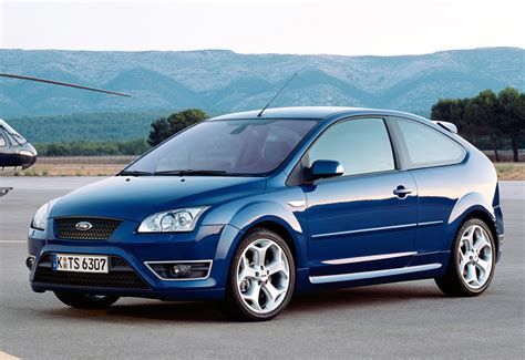 ford focus st hp