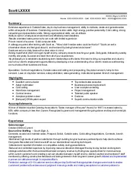Inside Sales Account Manager Resume Exle by Insight Resume Answers 28 Images Software Executive Resume Customer Insights Manager Resume