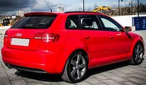 Audi A3 5 Portes : audi a3 8p sportback 5 portes aileron becquet s line s3 ~ Melissatoandfro.com Idées de Décoration