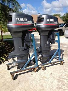 Purchase Yamaha Twin Pair 130hp 130 Hp Outboard Motor