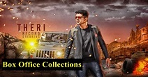 'Theri' Movie Total Box Office Collections Day Wise ...