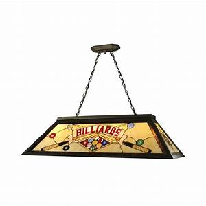 Springdale lighting 4 light antique bronze billiard pool for 4 lamp billiard light